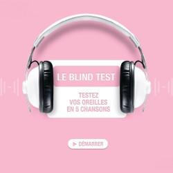 Animation de stand blind test Paris