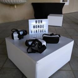 Animation soirée réalité virtuelle Lyon