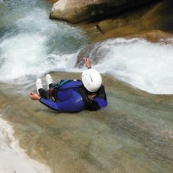 Team building canyoning Gorges du Verdon