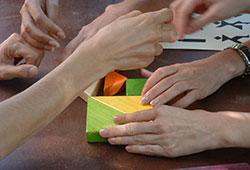 Activité de team building créatif