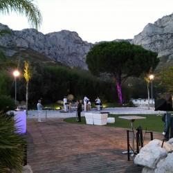 Soiree fin d'année Marseille Domaine des Calanques