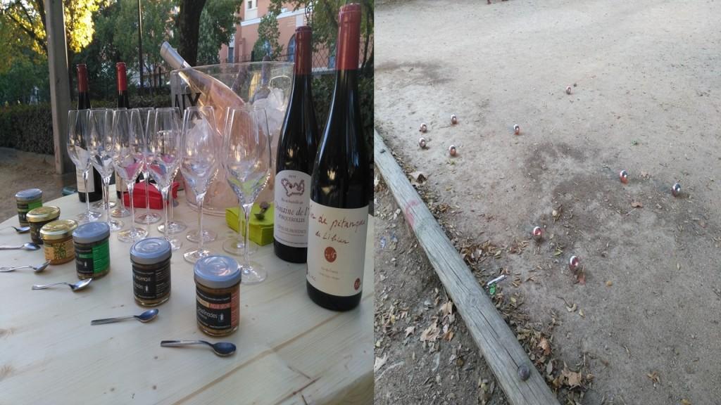 Apéro pétanque Aix-en-Provence