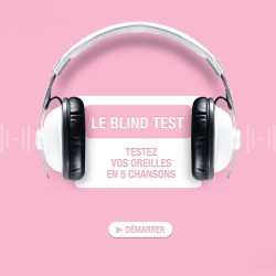 Animation de stand blind test Paris